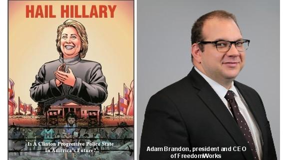 Hail Hillary Brandon
