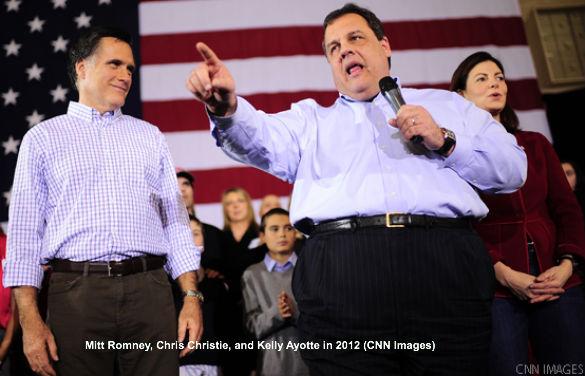 Romney, Christie, Ayotte