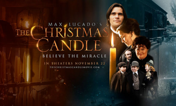 The Christmas Candle By Max Lucado
