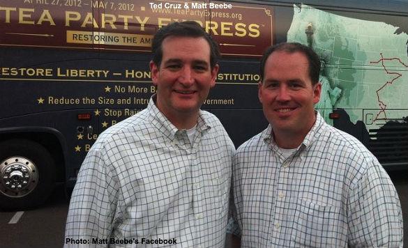 Ted Cruz & Matt Beebe