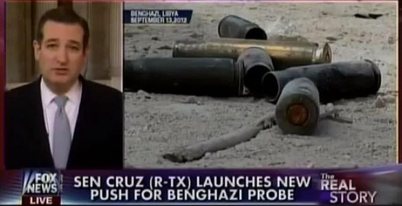 Ted Cruz on Fox News