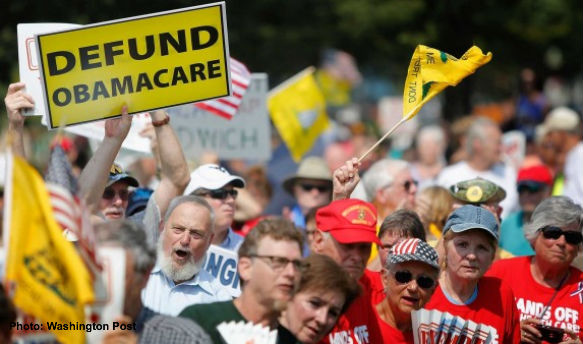 Defund Obamacare Rally