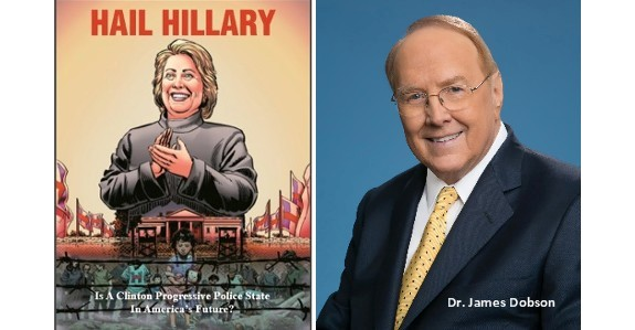 James Dobson Hail Hillary