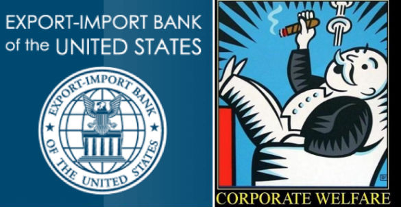 Ex Im Bank and Corporate Welfare
