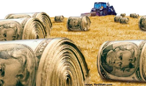 Farm Bill Pork Barrel Spending