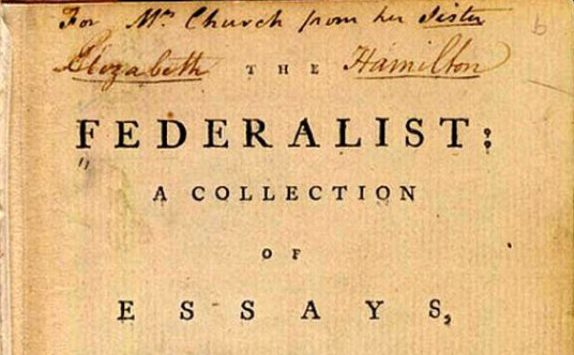 The Original Federalist