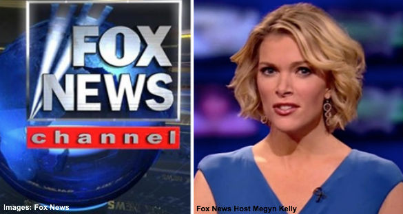 Fox News' Megyn Kelly