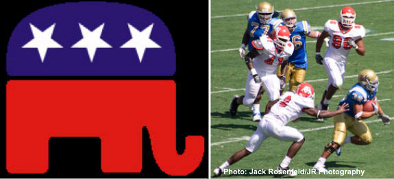 GOP and Football