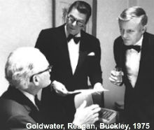 Goldwater, Reagan, Buckley