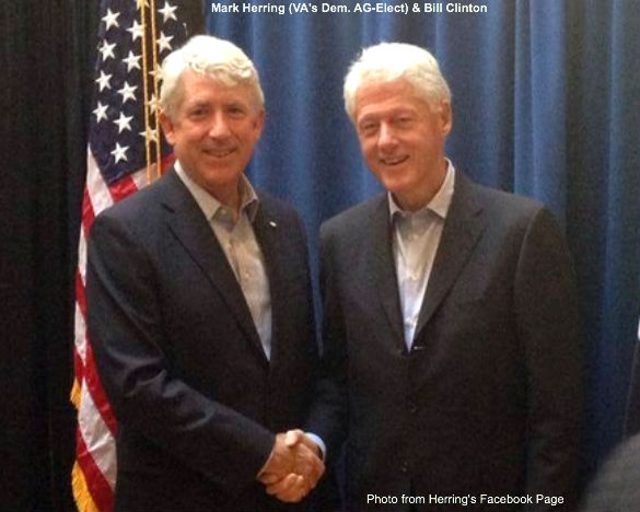 Herring and Clinton