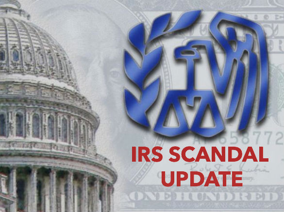 IRS Scandal Update