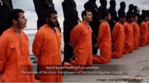 ISIS murdering Christians in Libya