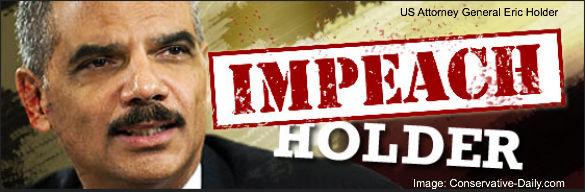 Impeach Eric Holder