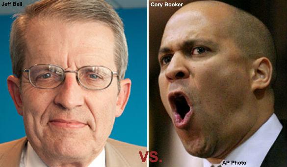 Jeff Bell vs. Cory Booker