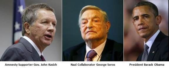 Kasich-Soros-Obama