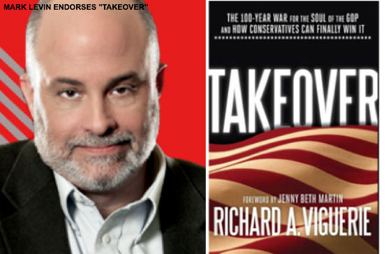Mark Levin Endorses Takeover