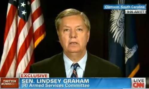 Senator Lindsey Graham on CNN