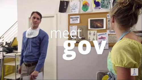 Love Gov Video Screen Shot