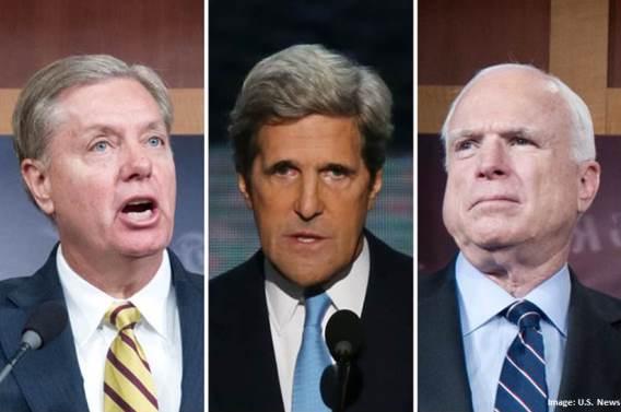 Graham Kerry McCain
