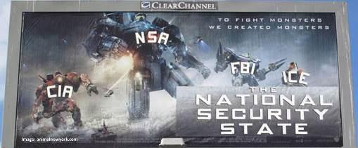 NSA Corrected Billboard