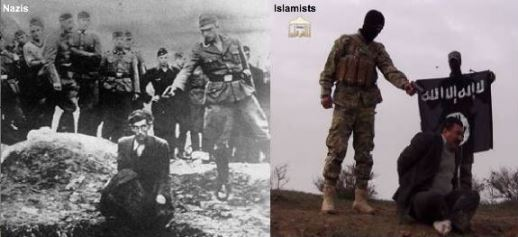 Nazis and Islamists are the same
