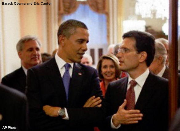 Obama and Cantor
