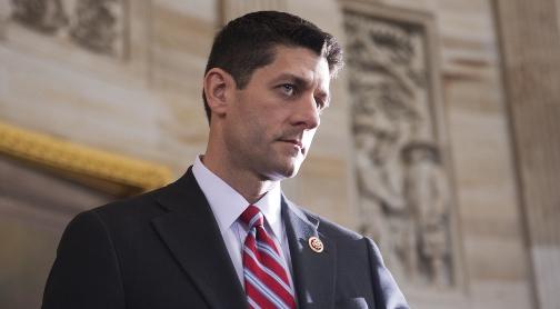 amnesty supporter Rep. Paul Ryan