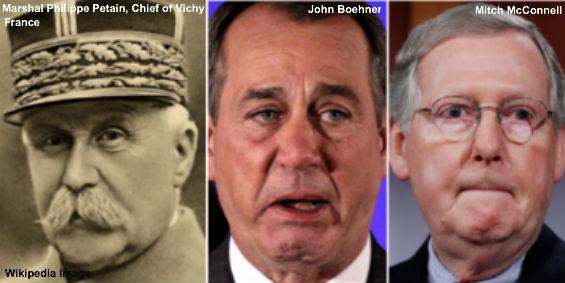 Pertain Boehner McConnell