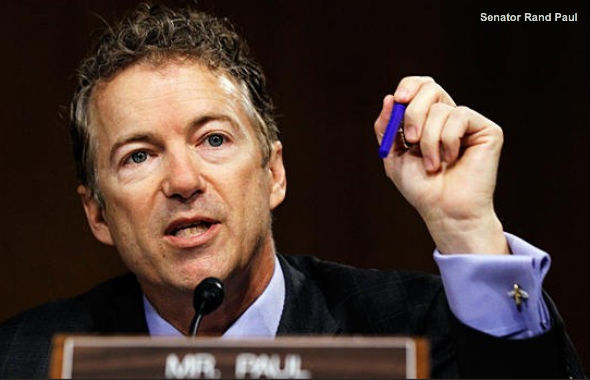 Senator Paul: Egypt Shows Folly Of U.S. Intervention...