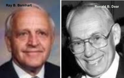 Ray Barnhart and Ronald Dear