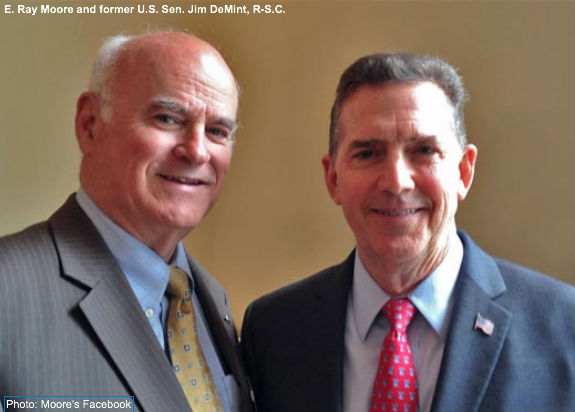 Ray Moore & Jim DeMint