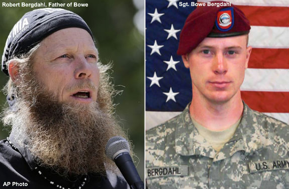 Robert and Bowe Bergdahl