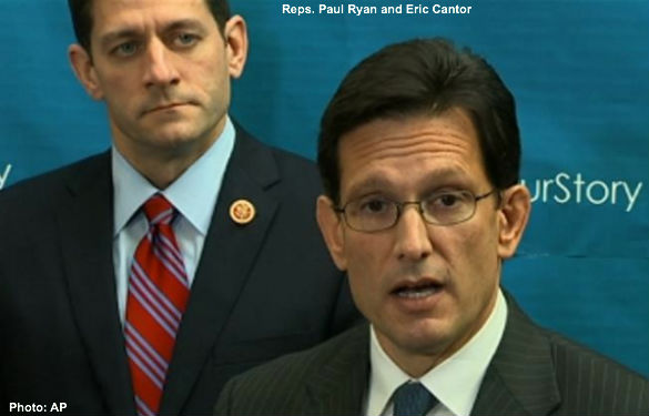 Paul Ryan and Eric Cantor
