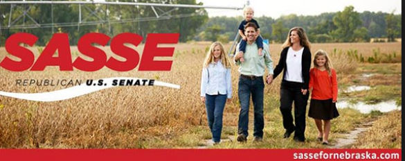 Ben Sasse and Family