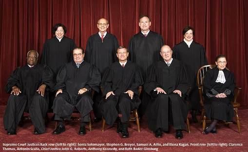 U.S. Supreme Court 5-1-2015