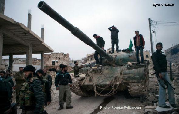 Washington Foolishly Tilts Towards War in Syria