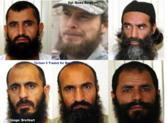 Bergdahl and the Taliban 5