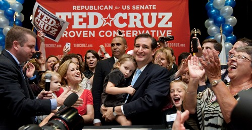Ted Cruz Proven Conservative