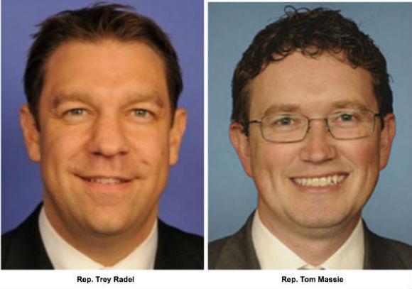 Trey Radel and Tom Massie