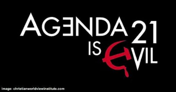agenda 21 is evil