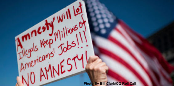 Amnesty will hurt American workers