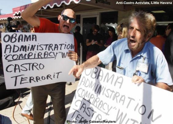 Anti-Castro Activists