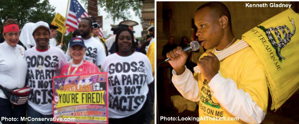 Black Tea Party Members