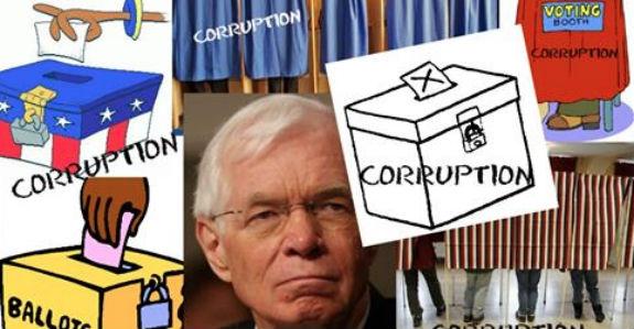 Corrupt Cochran Election