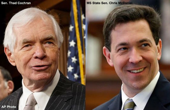 Cochran and McDaniel