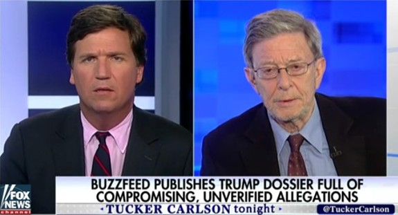 Tucker Carlson and Prof. Stephen Cohen