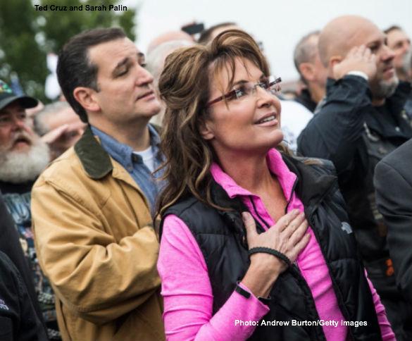 Cruz and Palin