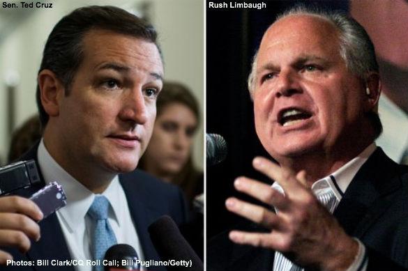 Cruz and Limbaugh