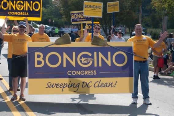 Sweep DC Clean Bongino