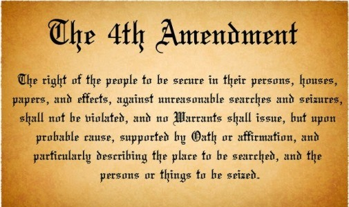 Fourth Amendment Text